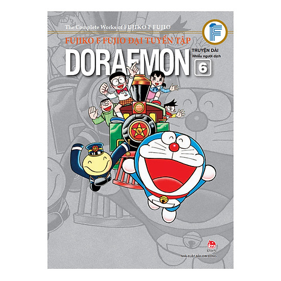 Fujiko F. Fujio Đại Tuyển Tập - Doraemon Truyện Dài - Tập 6