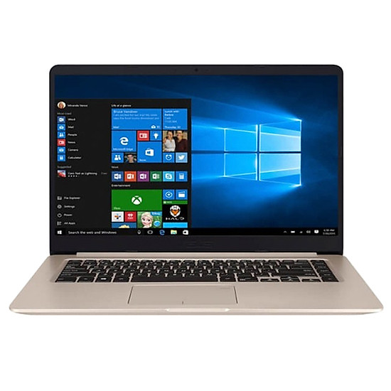 Laptop Asus Vivobook 15 A510UF-EJ184T Core i5-8250U/Win10 (15.6 inch) - Gold - Hàng Chính Hãng