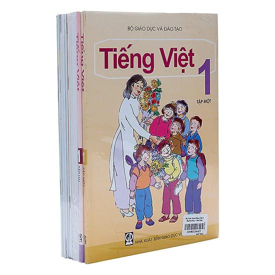 Bộ Sách Giáo Khoa Lớp 1 (Bộ Bài Học + Bài Tập)