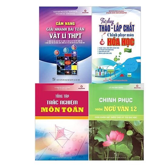 [Download sách] Chinh Phục Kì Thi THPT Quốc Gia 2018 (Dành Cho Thí Sinh Thi Tổ Hợp Môn Tự Nhiên)