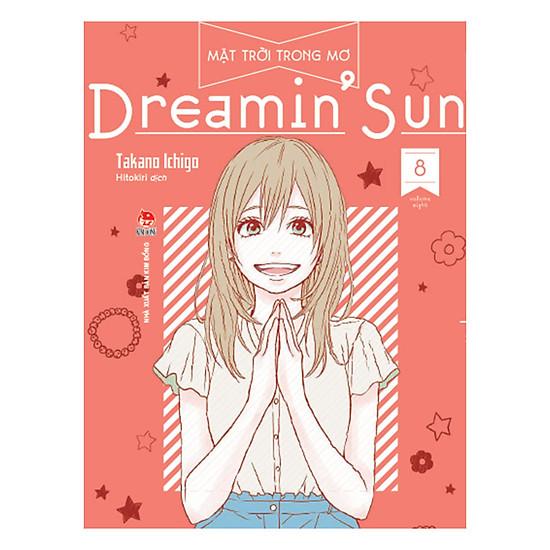 [Download Sách] Dreamin' Sun - Mặt Trời Trong Mơ (Tập 8)