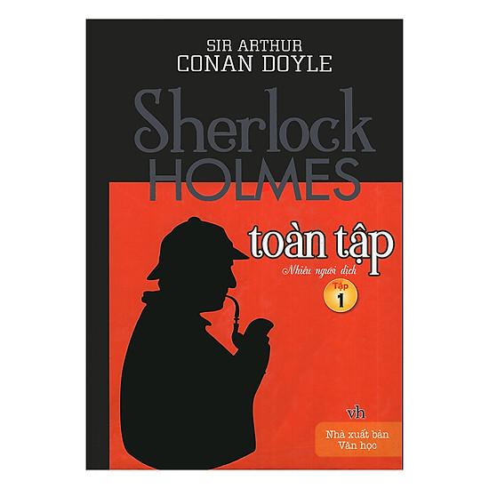 [Download Sách] Sherlock Holmes Toàn Tập (Tập 1)