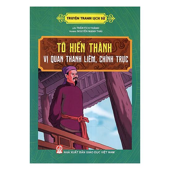 Truyện Tranh Lịch Sử - Tô Hiến Thành Vị Quan Thanh Liêm, Chính Trực