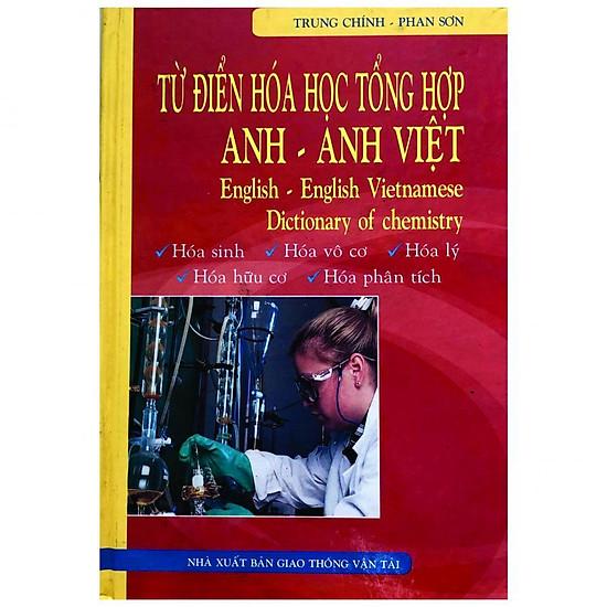 Từ Điển Hóa Học Tổng Hợp Anh - Anh Việt