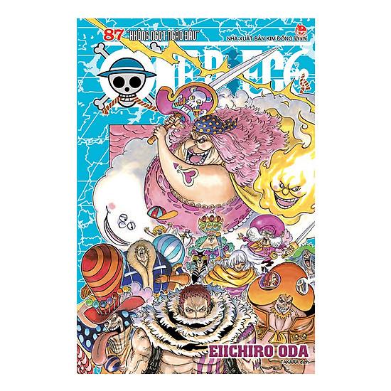 One Piece (Bản Bìa Rời) – Tập 87