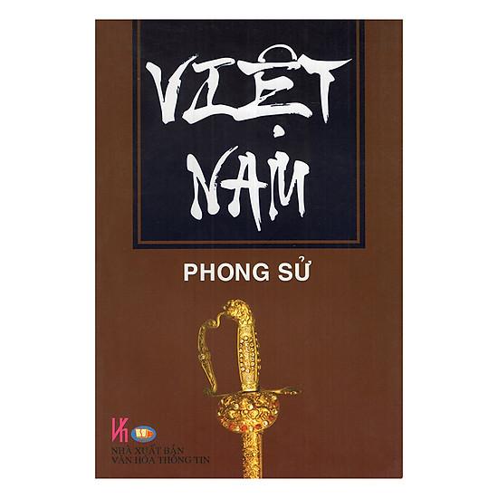 [Download Sách] Việt Nam Phong Sử