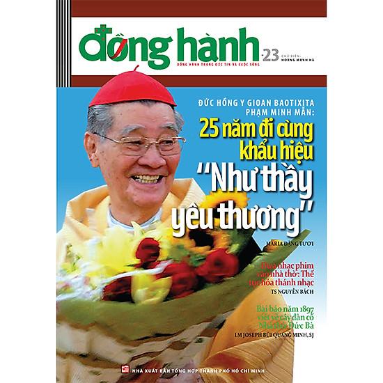 Tạp chí Đồng Hành số 23