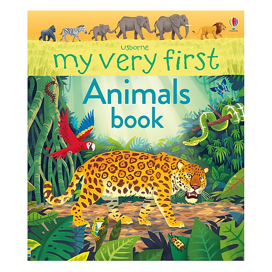 [Download Sách] My Very First Animals Book