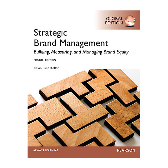 [Download Sách] Strategic Brand Management: Global Edition, 4/E