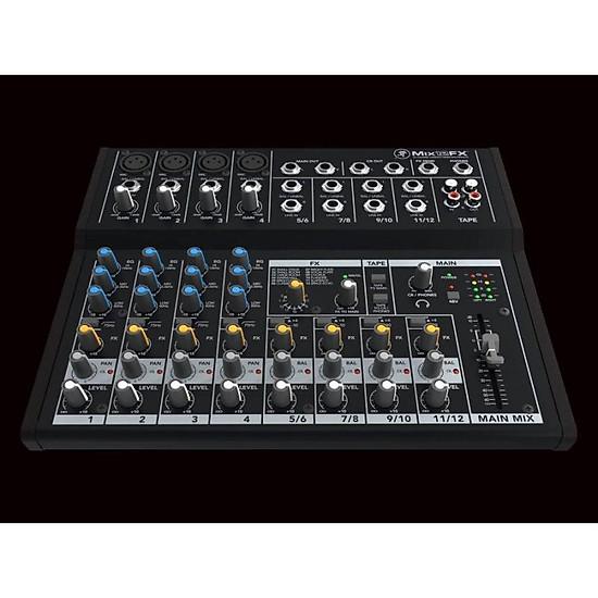 Máy trộn tiếng Mixer Mackie - MIX 12FX