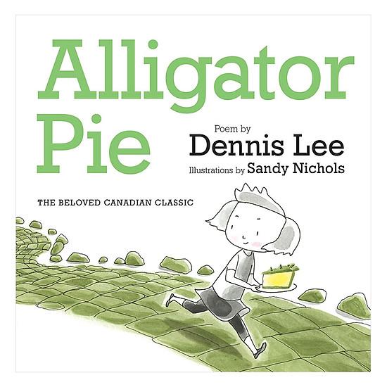 [Download Sách] Alligator Pie