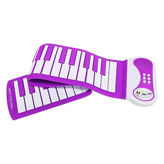 Đàn Piano Cuộn Konix TIPI.PN49C(P) (49 Phím)