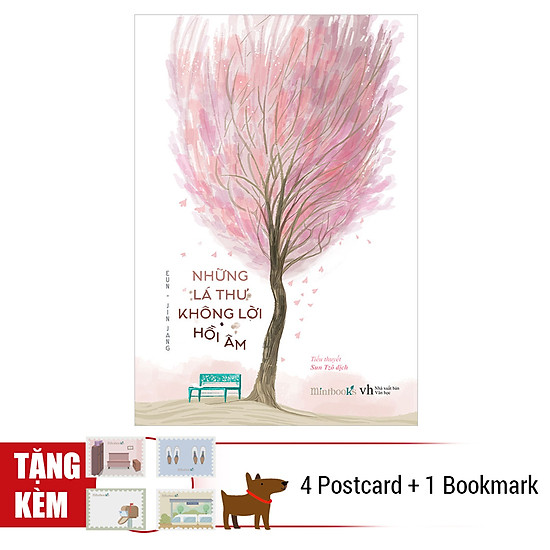 Những Lá Thư Không Lời Hồi Âm - Tăng Kèm 4 Postcard + 1 Bookmark