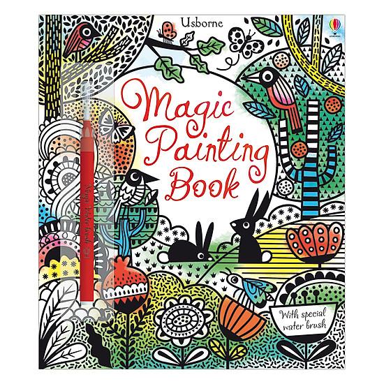 Usborne Magic Painting Book