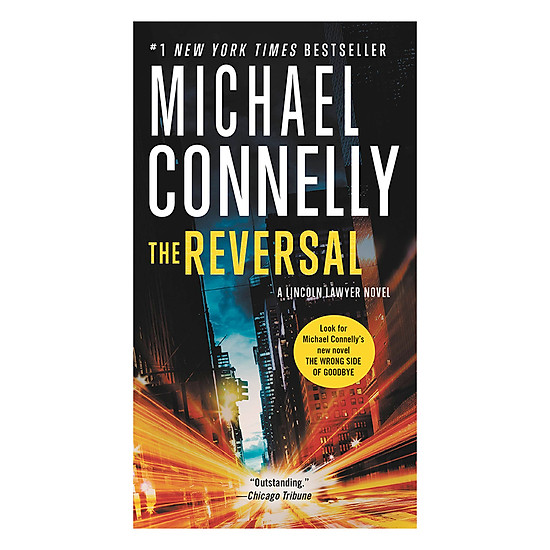 [Download Sách] The Reversal (A Lincoln Lawyer Novel)