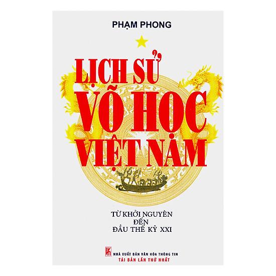 Lịch Sử Võ Học Việt Nam