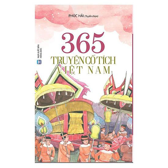 365 Truyện Cổ Tích Việt Nam