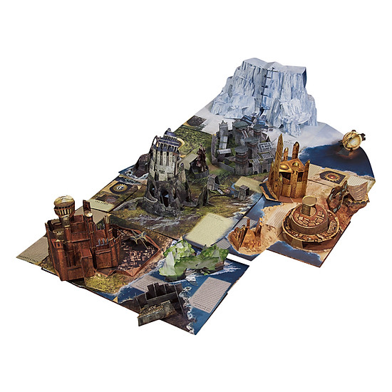 Game Of Thrones A Pop Up Guide To Westeros