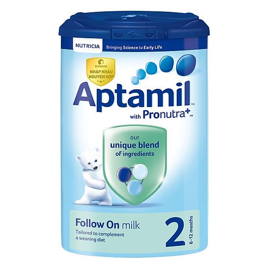 Sữa Bột Aptamil Số 2 (900g)