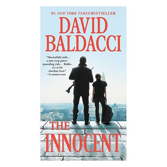 [Download Sách] The Innocent (Will Robie #1)