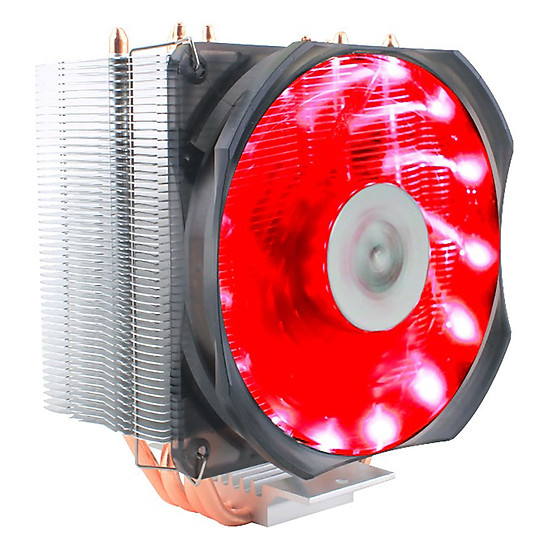 Tản Nhiệt CPU LED Optima Aardwolf APCS10H - Hàng Chính Hãng