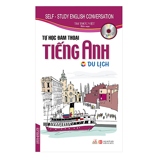 [Download sách] Tự Học Đàm Thoại Tiếng Anh - Du Lịch (Kèm CD)