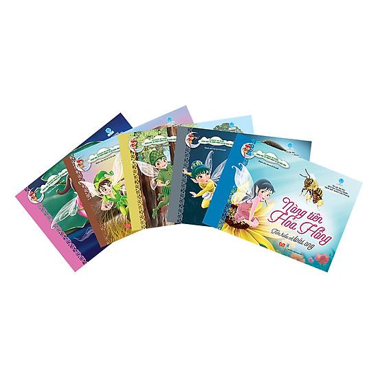 [Download Sách] Combo Science Of Fairy - Khoa Học Và Thiên Nhiên Xứ Sở Thần Tiên Phần 1 (Trọn Bộ 5 Cuốn)