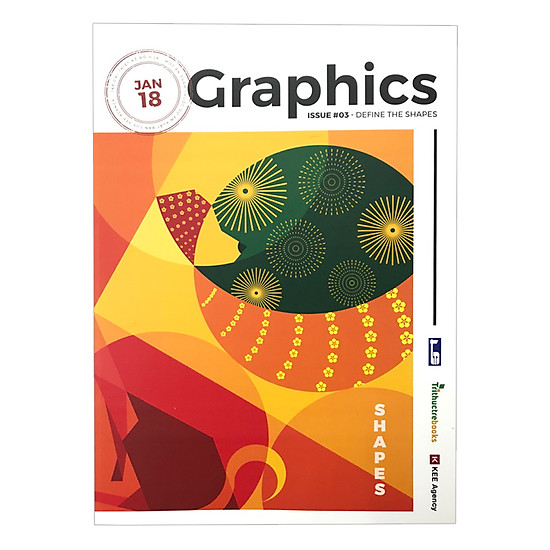 [Download Sách] Graphics (Tập 3) – Issue #03 – Define The Shapes