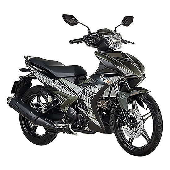 Xe Máy Yamaha Exciter 150 Limited - Matt Green=50.000.000 ₫