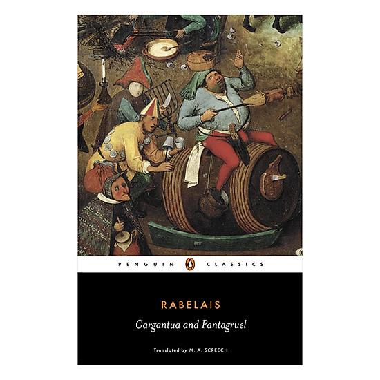[Download Sách] Gargantua And Pantagruel