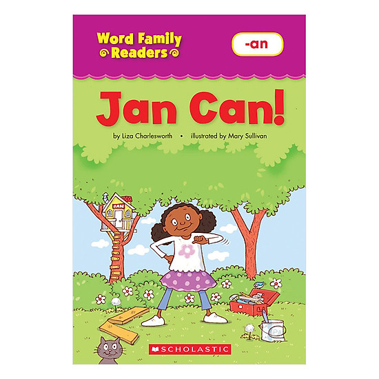 Let's Learn Readers: Jan Can