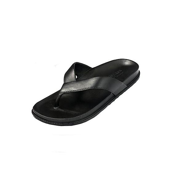 Giày Slip-On Nữ Da Mềm Họa Tiết Hoa Văn Trẻ Trung Mới Lạ 3Fashion – MSP 3114 – Đen