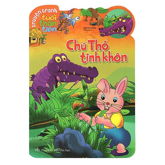 Truyện Tranh Tuổi Thần Tiên - Chú Thỏ Tinh Khôn