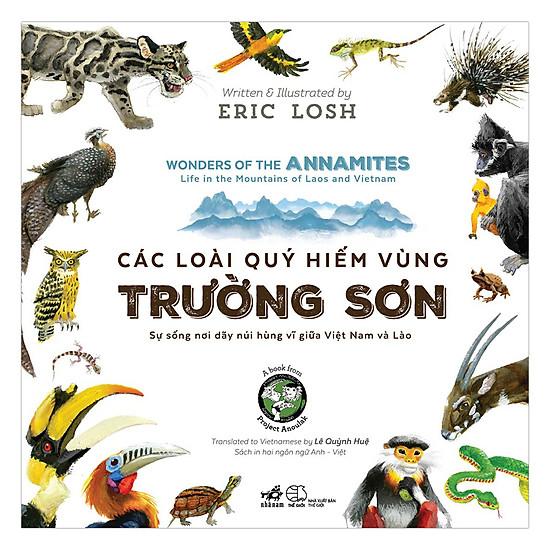 Các Loài Quý Hiếm Vùng Trường Sơn - Sự Sống Nơi Dãy Núi Hùng Vĩ Giữa Việt Nam Và Lào