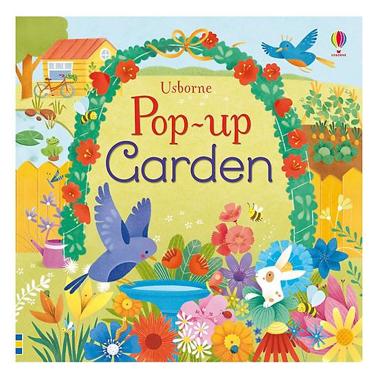 [Download Sách] Usborne Pop-Up Garden
