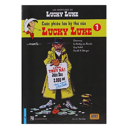 Cuộc Phiêu Lưu Kỳ Thú Của Lucky Luke (Tập 1)
