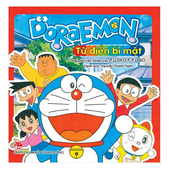Doraemon Từ Điển Bí Mật