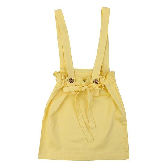 Váy Cột Nơ Bụng Genii Kids - Vàng