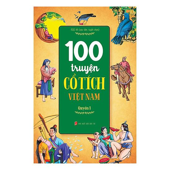 [Download Sách] 100 Truyện Cổ Tích Việt Nam (Quyển 1)