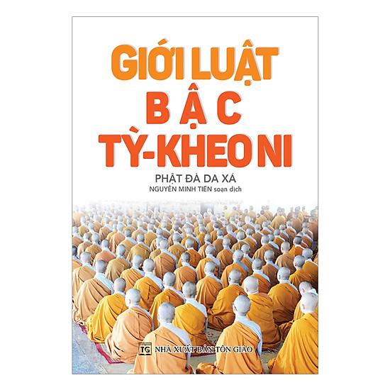 [Download sách] Giới Luật Bậc Tỳ - Kheo Ni