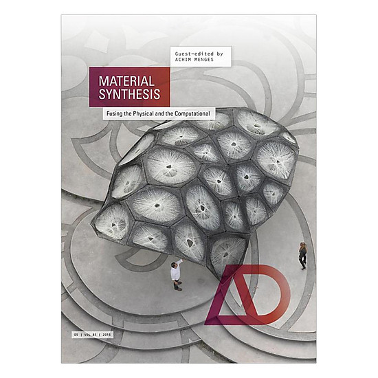 Material Synthesis - Fusing The Physical And The Computational