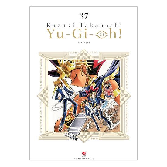 Yu-Gi-Oh! - Vua Trò Chơi - Tập 37