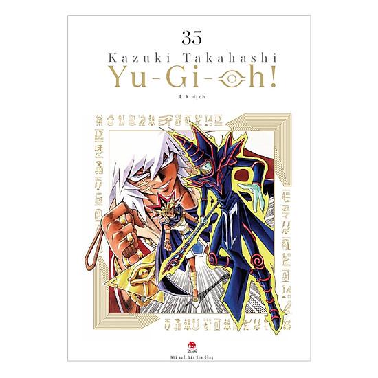 [Download Sách] Yu-Gi-Oh! - Vua Trò Chơi - Tập 35