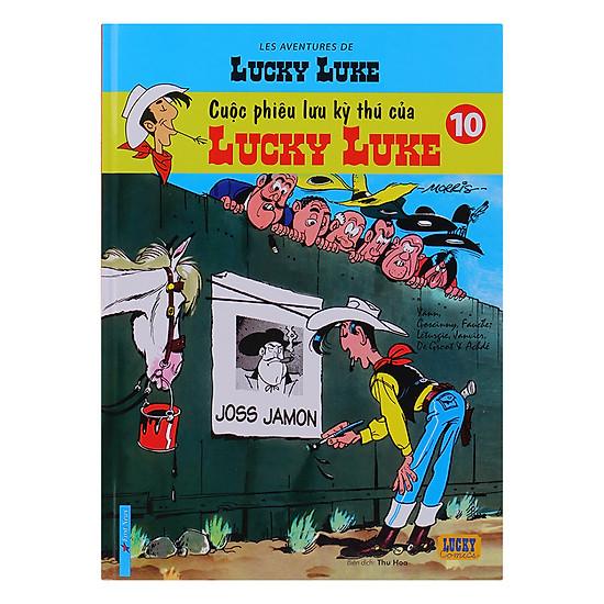 Cuộc Phiêu Lưu Kỳ Thú Của Lucky Luke (Tập 10)