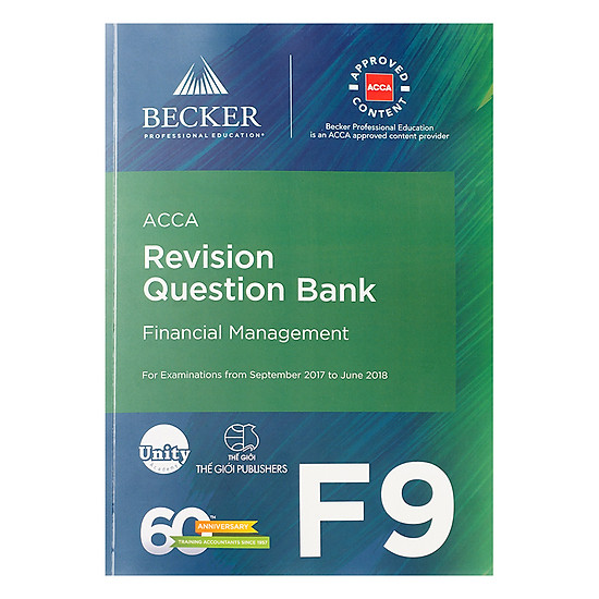 Revision Question Bank  F9 Financial Management