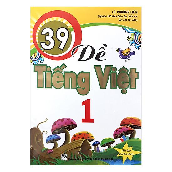 39 Đề Tiếng Việt 1