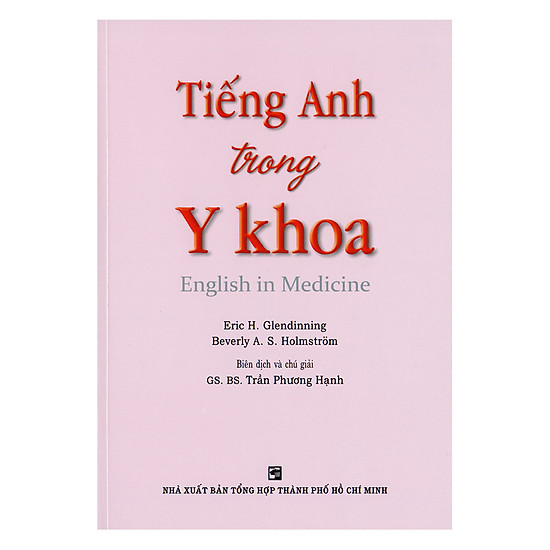 [Download sách] Tiếng Anh Trong Y Khoa - English In Medicine