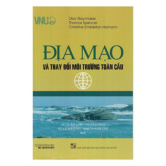 [Download Sách] Địa Mạo Và Thay Đổi Môi Trường Toàn Cầu