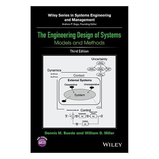 [Download sách] The Engineering Design Of Systems: Models And Methods, Third Edition
