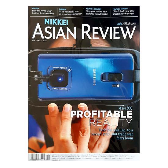 Nikkei Asian Review: Profitable Reality - 12